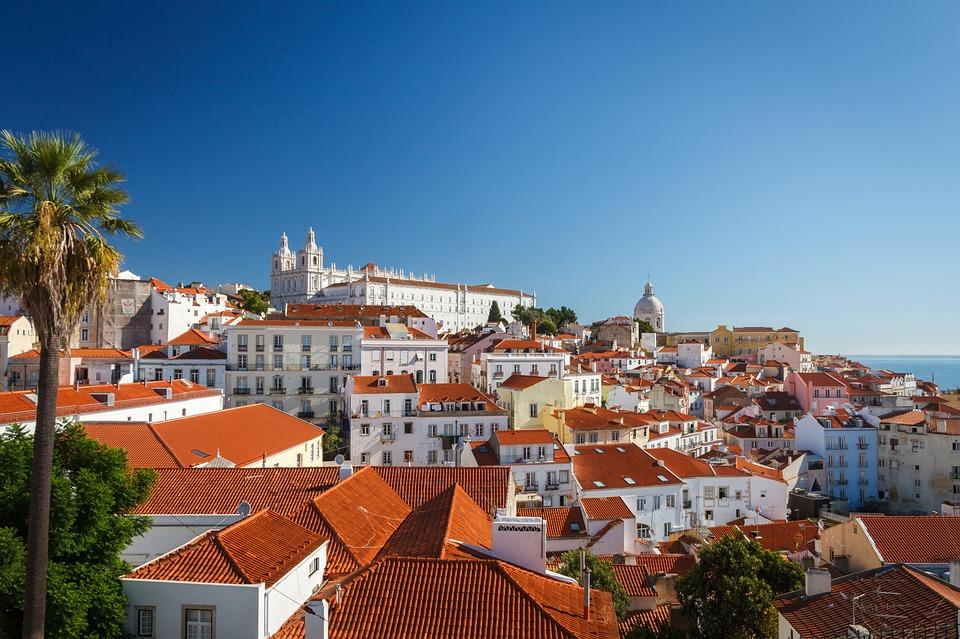 City, Building, Cityscape, Travel, Portugal, Lisboa